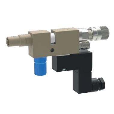 德国schutze MMDD-PEEK工程塑料喷胶枪